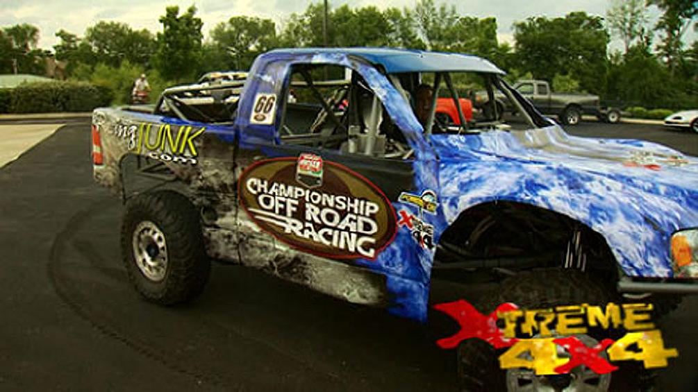 CORR Pro 2 Race Truck Part VI - Finale.  Off Road Expo Winners from Pomona