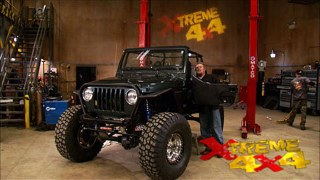 Dual Purpose TJ Part V / Female Rock Crawler - Nicole Johnson
