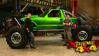 Project S10 Truggy Part I : Xtreme 4x4