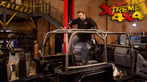Budget TJ Jeep Part III