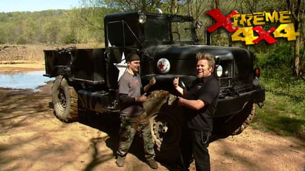 Military 6x6 Bobbed Deuce Part III - Finale!