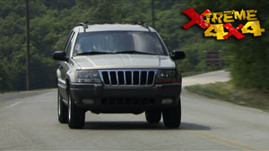 Expedition Jeep Grand Cherokee Part I