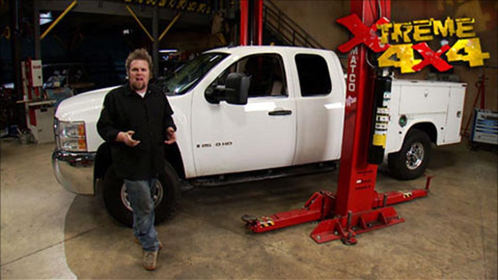 Chase Truck Part 1 / Jeep TJ Part 2