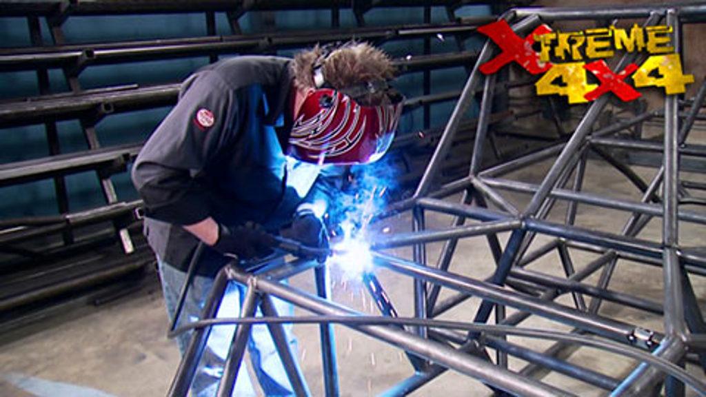 2-Car Garage Crawler Part 3 / Southeast Tough Truck Challenge
