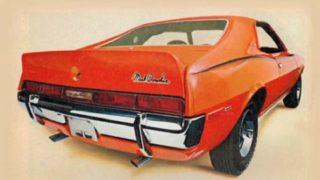 1970 AMC Javelin - M Donohue