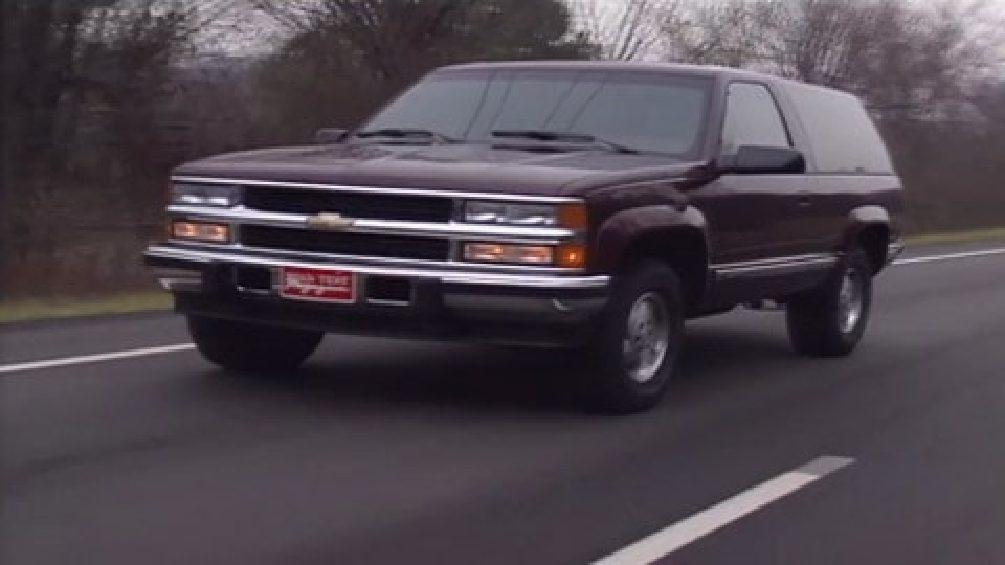 1994 Chevrolet K5 Blazer