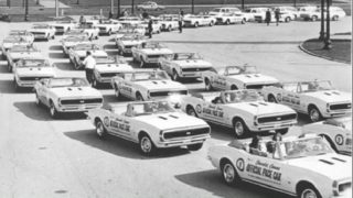 1967 Chevrolet Camaro Pace Car