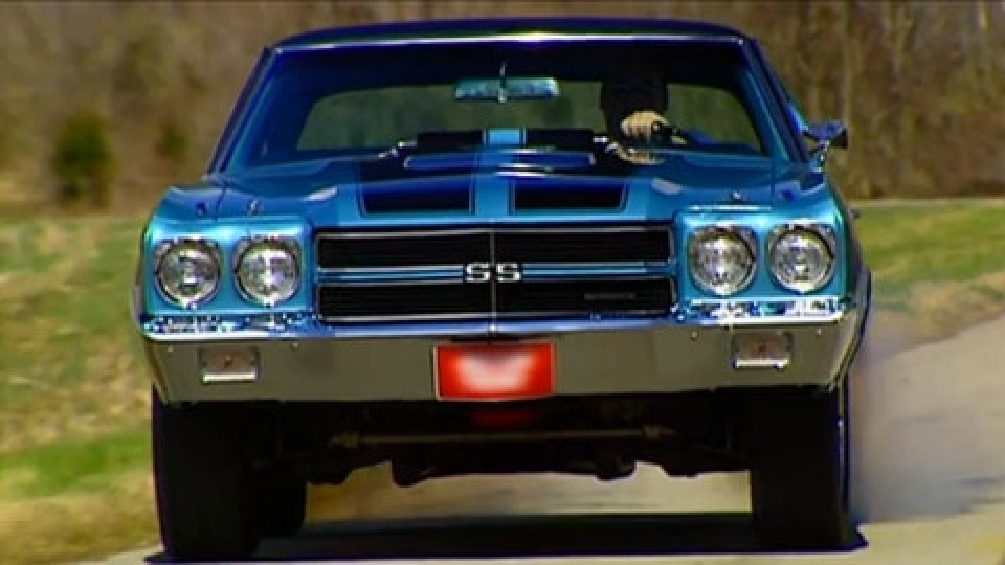 1970 Chevrolet Chevelle SS LS6 Conversion