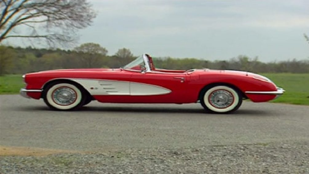 1957-1958 Chevy Corvette