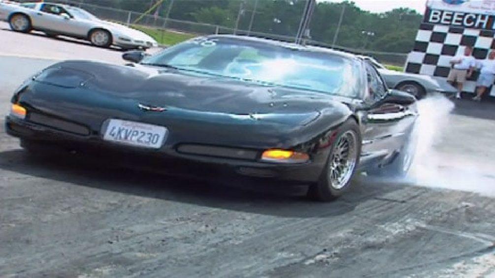50th Corvette Event