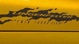 Lingenfelter Stage-2 Corvette