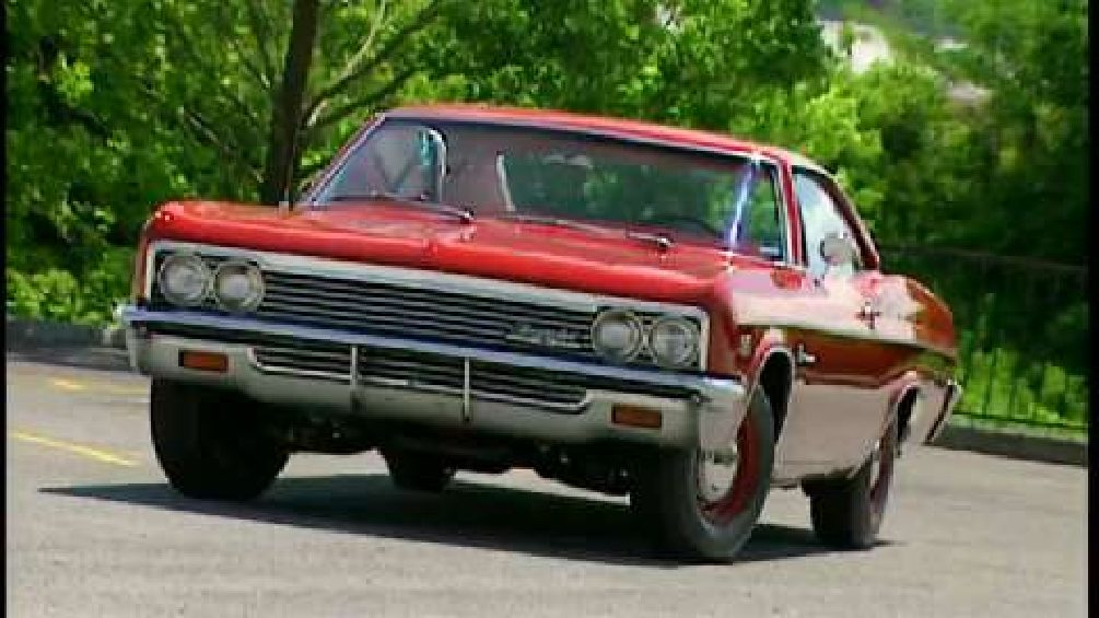 1966 Chevrolet Impala 427 Turbo Jet