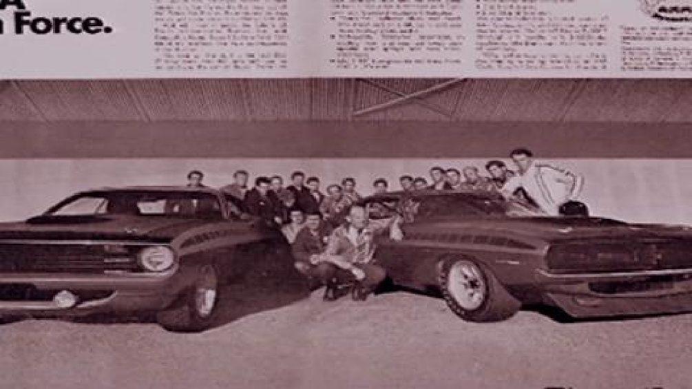 Chrysler - Trans Am Racing