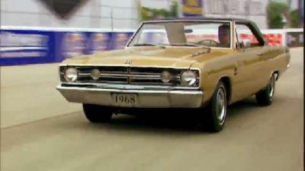 1968 Dodge 440 Dart GSS