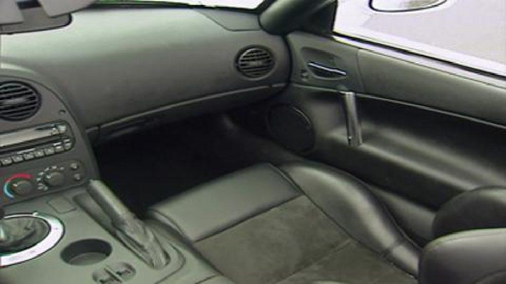2003 Dodge Viper SRT