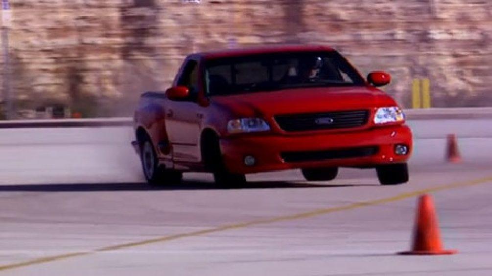 2001 Ford Lightning SVT