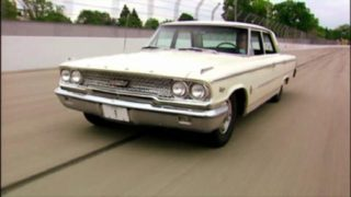 1963 Ford Galaxie 500 Police