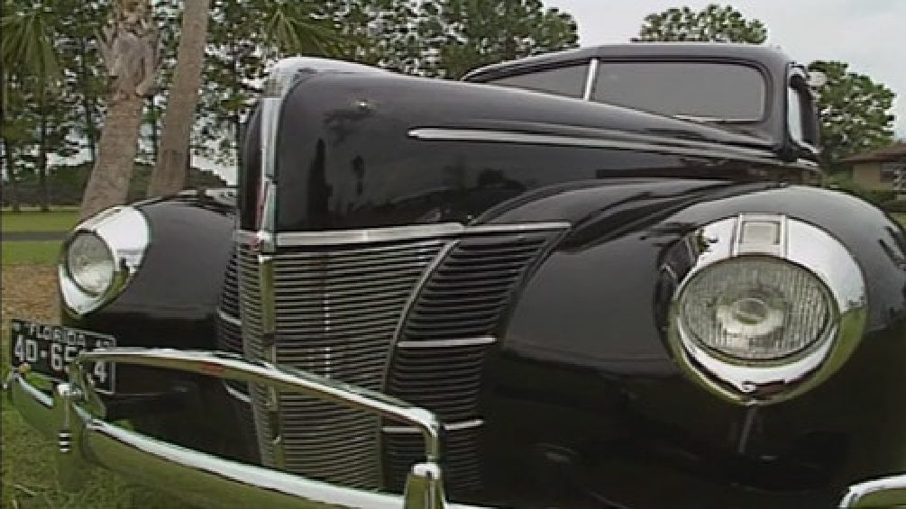 1940 Ford History