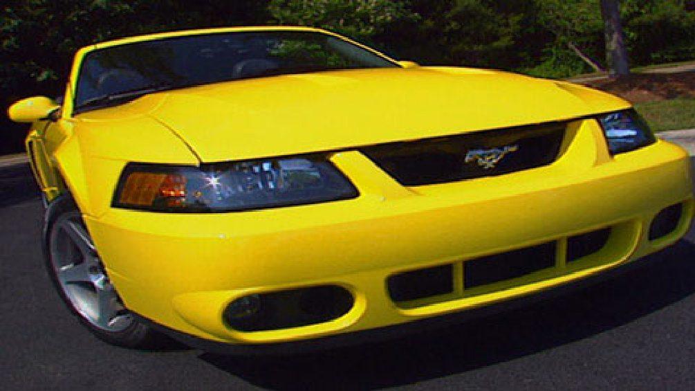 2003 Mustang Cobra SVT