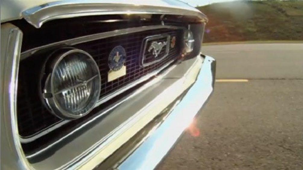 1968 Ford Mustang 428 CJ