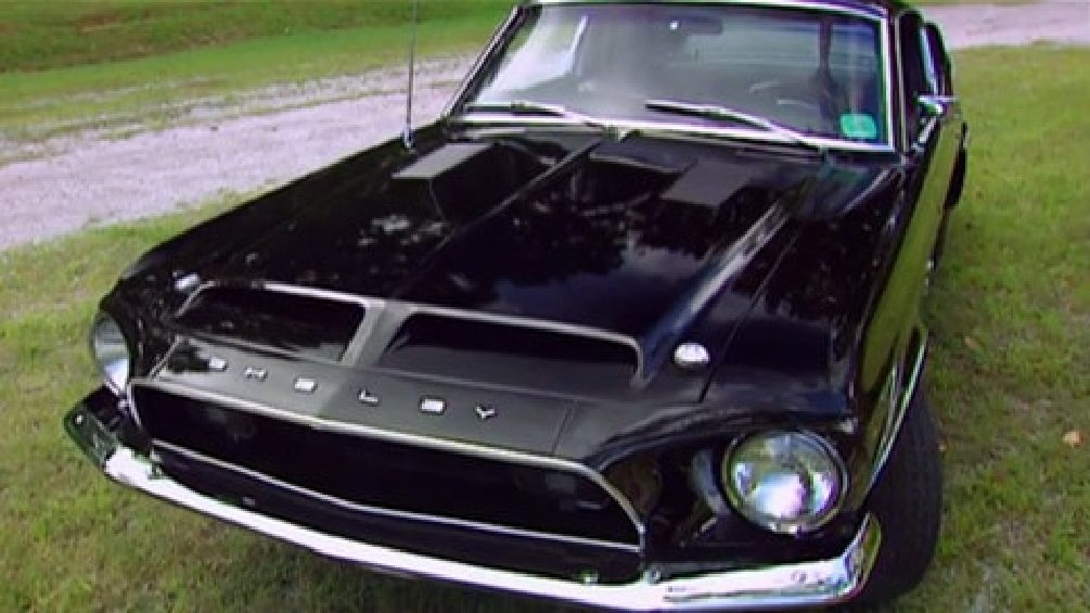 1968 Ford Mustang GT 500
