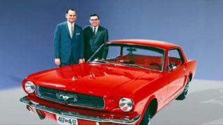 Mustang History