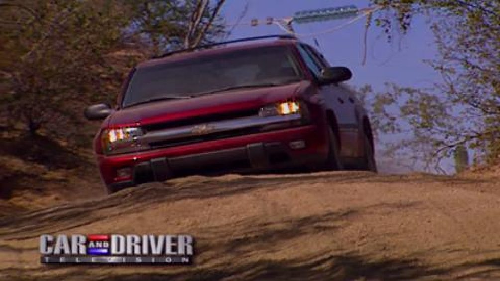 2002 GM Sport Utilities Pt. 2