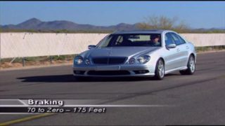 2003 Mercedes E55 AMG