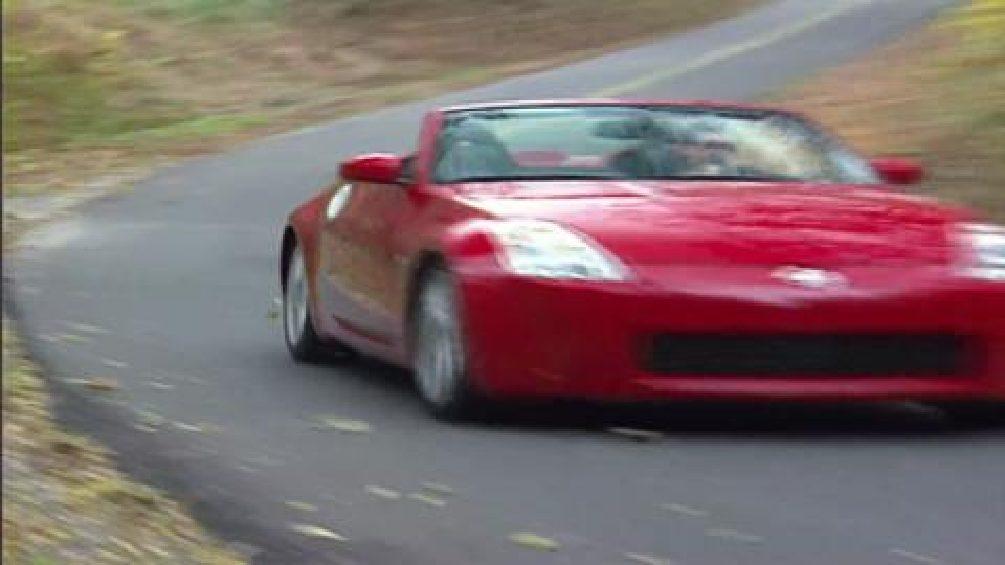 2004 Nissan 350Z Roadster