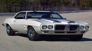 35 years of Pontiac Firebird