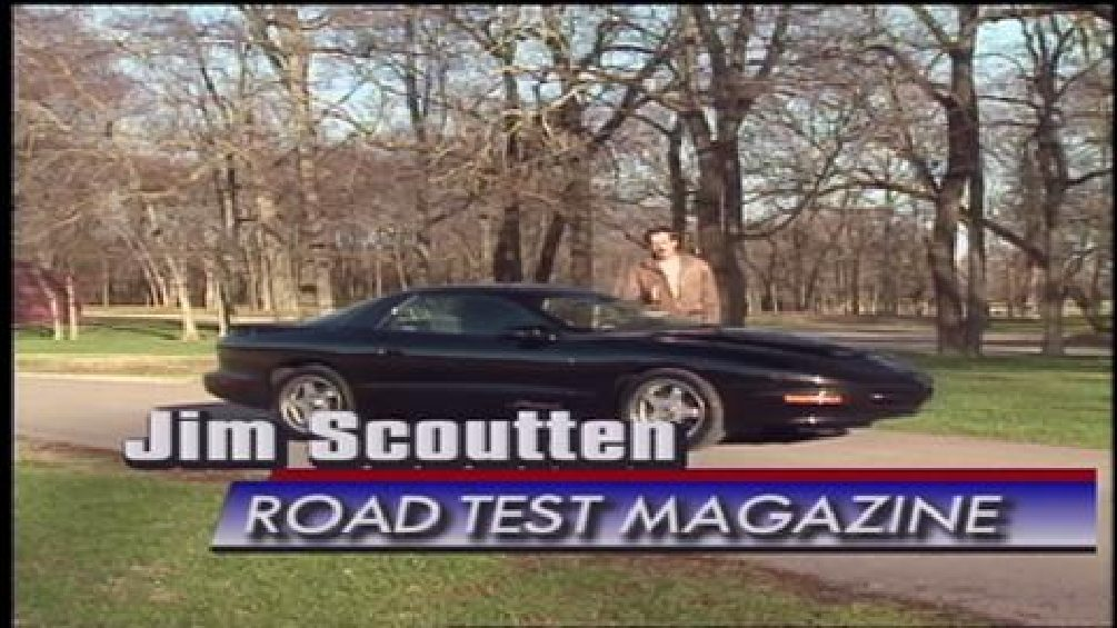 1994 Pontiac SLP Firehawk