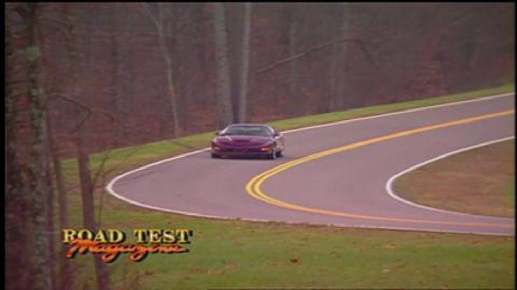 1995 Pontiac SLP Firehawk