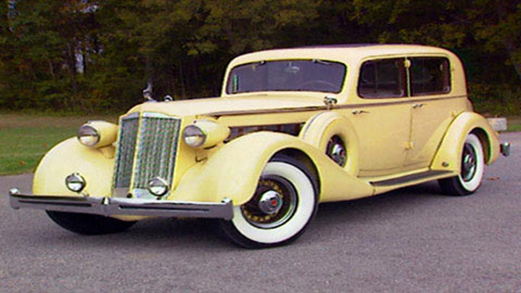 1936 Packard 1404