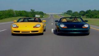 2000 Porsche Boxter