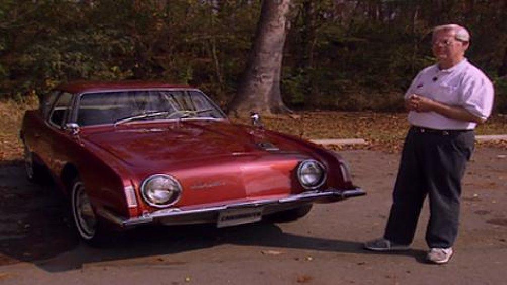The Studebaker Avanti