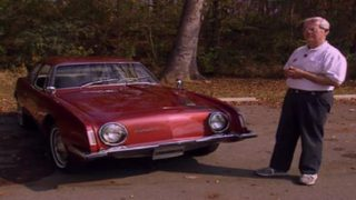 The Studebaker Avanti