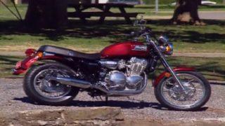 1995 Triumph Thunderbird