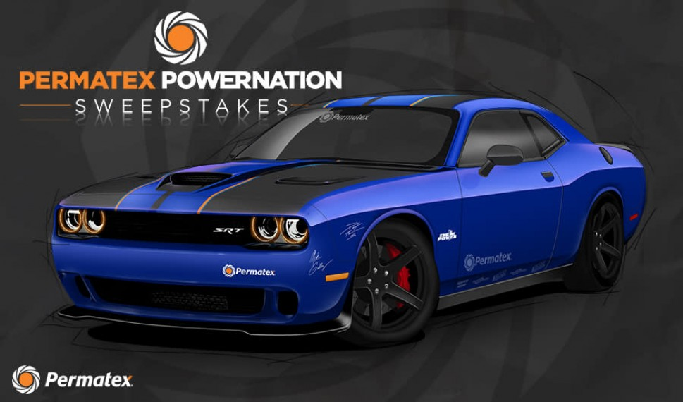 The Permatex POWERNATION Sweepstakes image