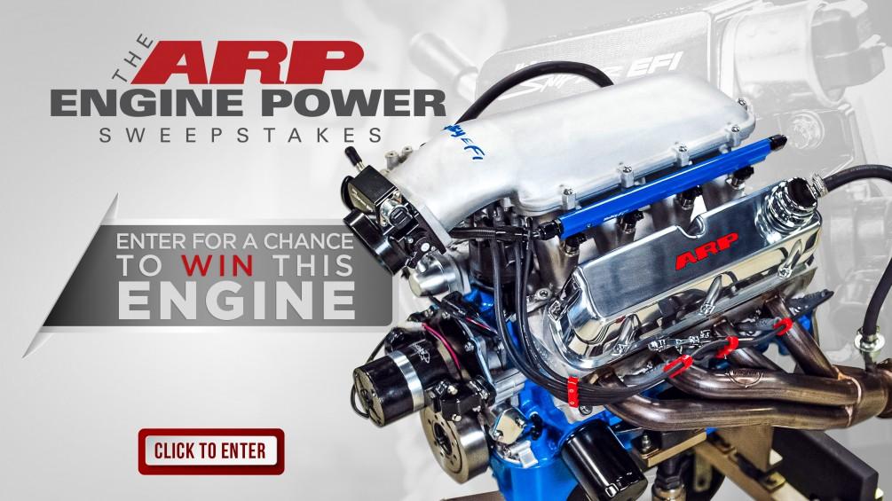 ARP Engine Power Sweepstakes image