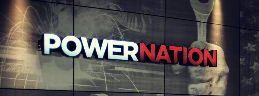 Get an inside look at the new PowerNation Studios!