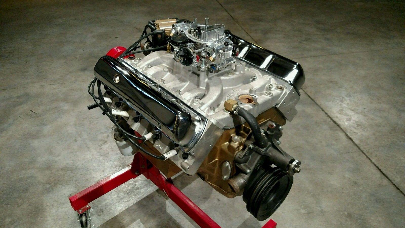 Buy a 455 Oldsmobile Engine Built By Joe Mondello!