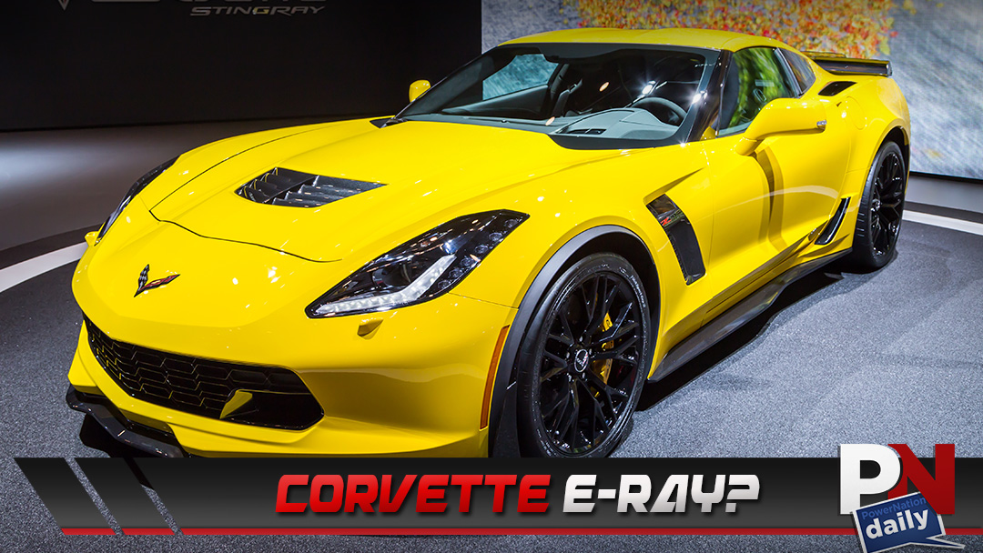 Could An Electric Corvette Stingray Be In The Works? Find Out Here!