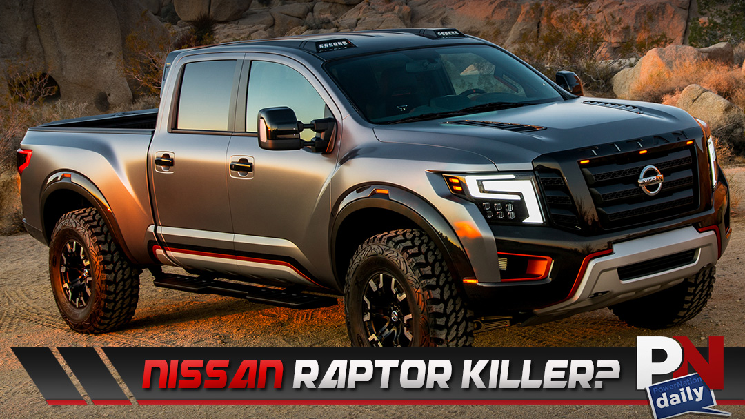 Did Nissan Just Create A Ford Raptor Killer? Check Out The Nissan Warrior!