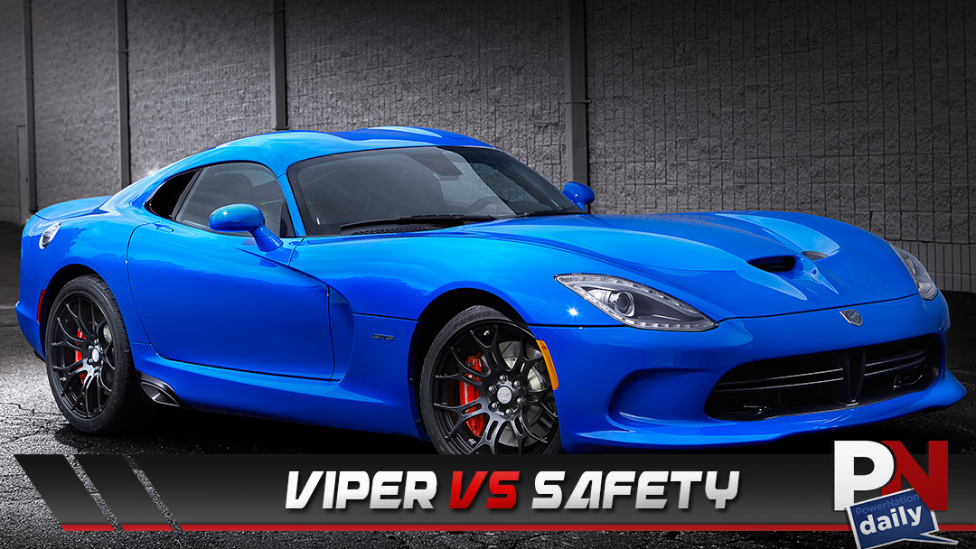 Is The Viper Going Away Because Of Federal Safety Standard Problems? Find Out Here!