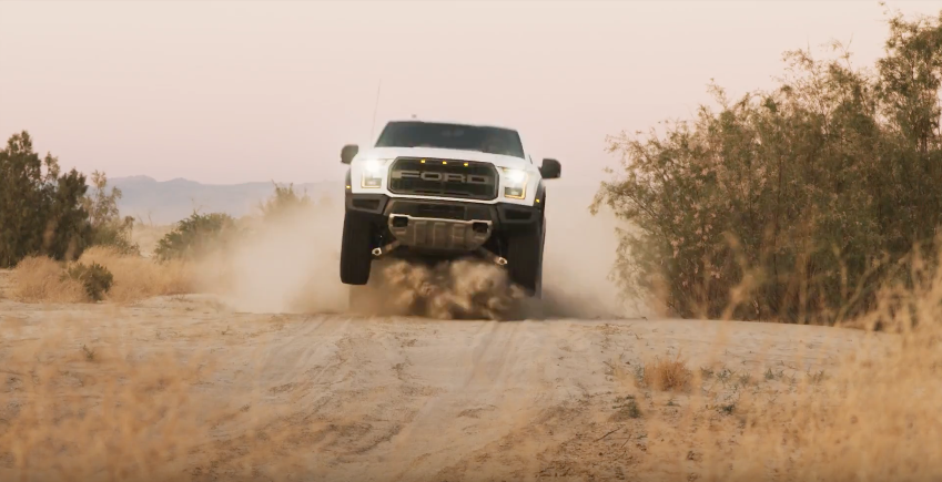 All-New Ford F-150 Raptor – The Ultimate High-Performance Off-Road Pickup
