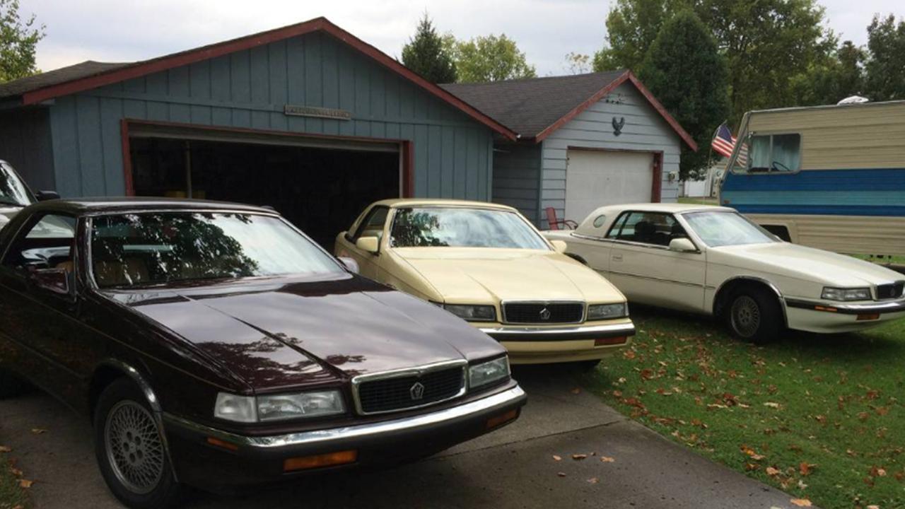 15 Chrysler TC Convertibles Hit Craigslist For Bargain Price