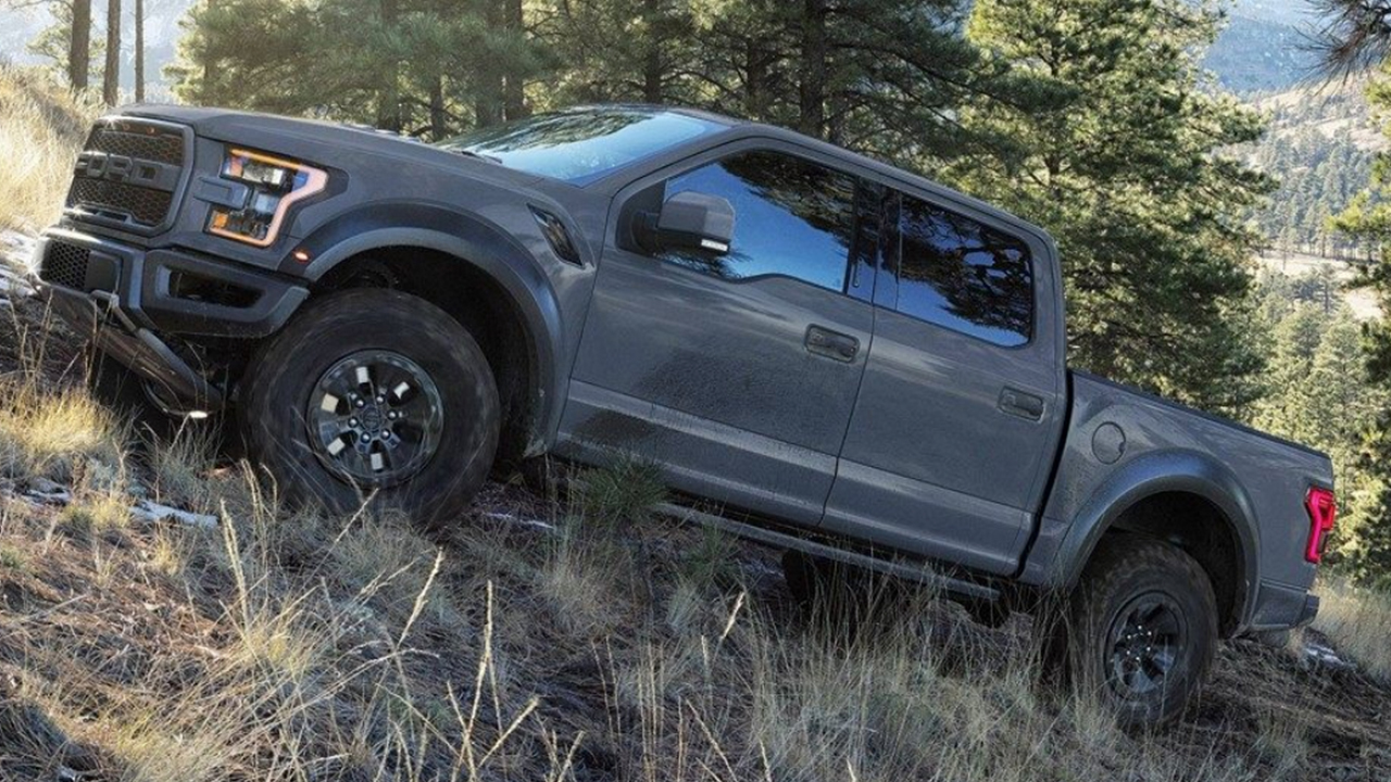 Another Recall: Ford Recalling 2 Million Trucks