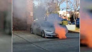 Study Finds Half of Fire Departments Are Unprepared In Case of Electric-Car Fire