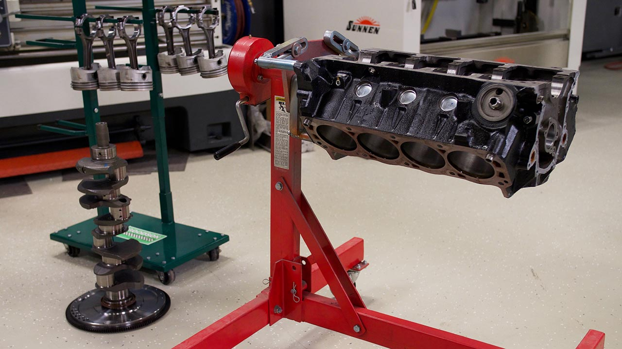 Engine Power – 351 Windsor Project Update