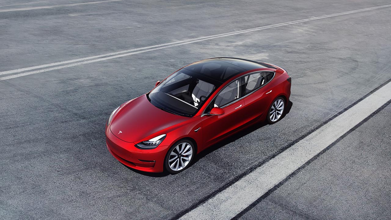 Tesla To Finally Sell $35,000 Model 3, Will Sell Cars Online Exclusively